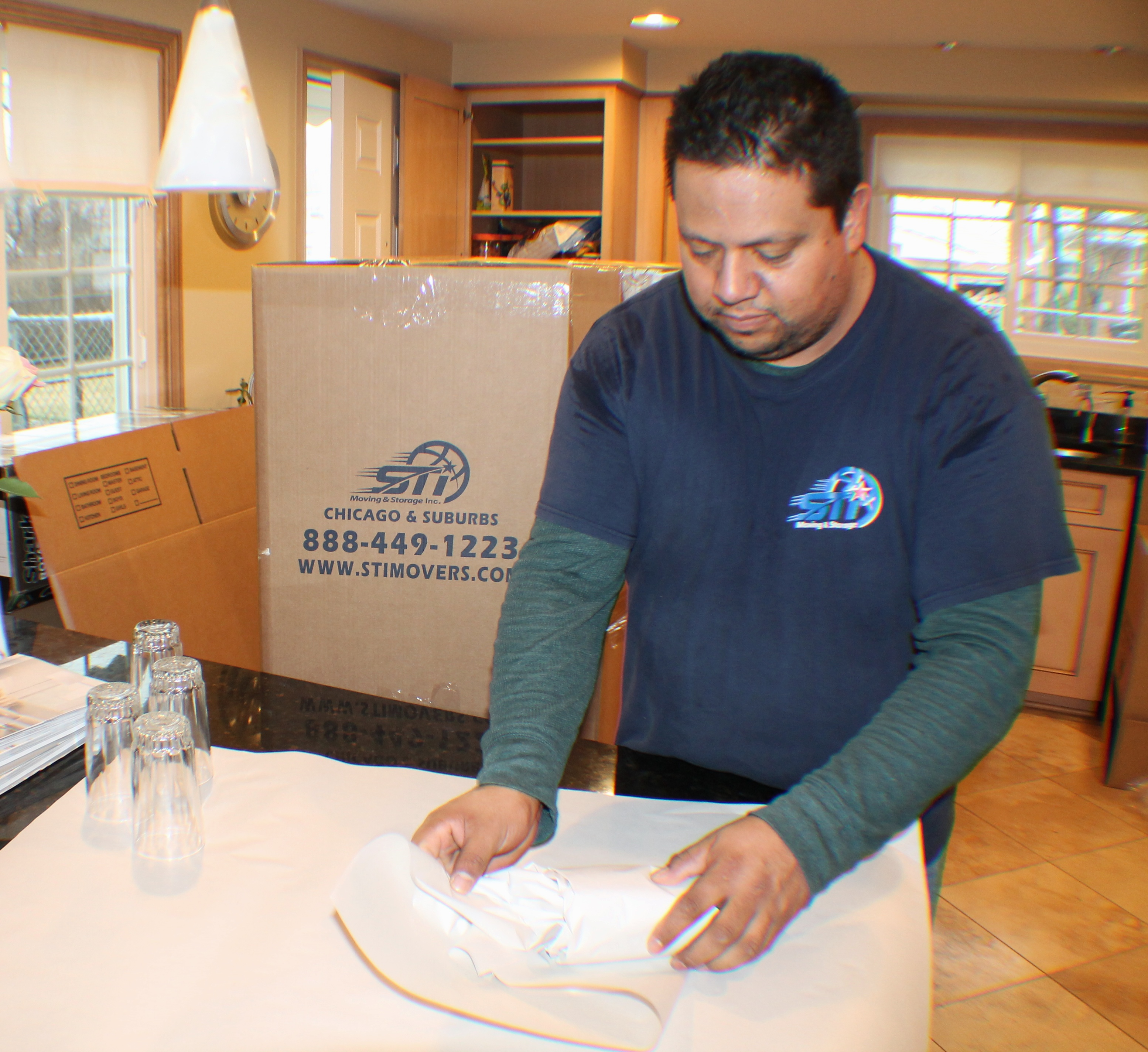 When to Hire Professional Packers?