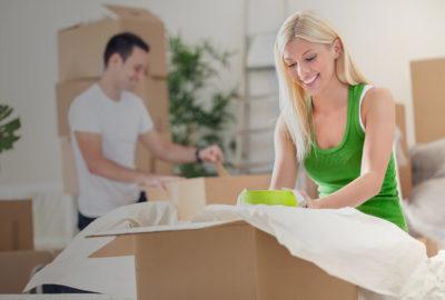 Moving, Packing Hacks